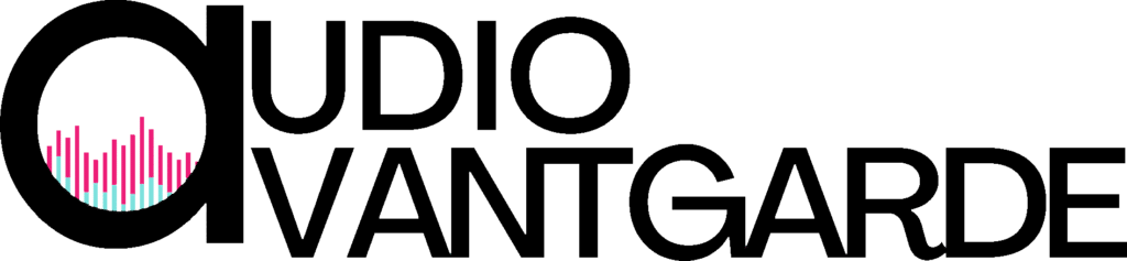 Logo Audio Avantgarde_schwarz,transparent